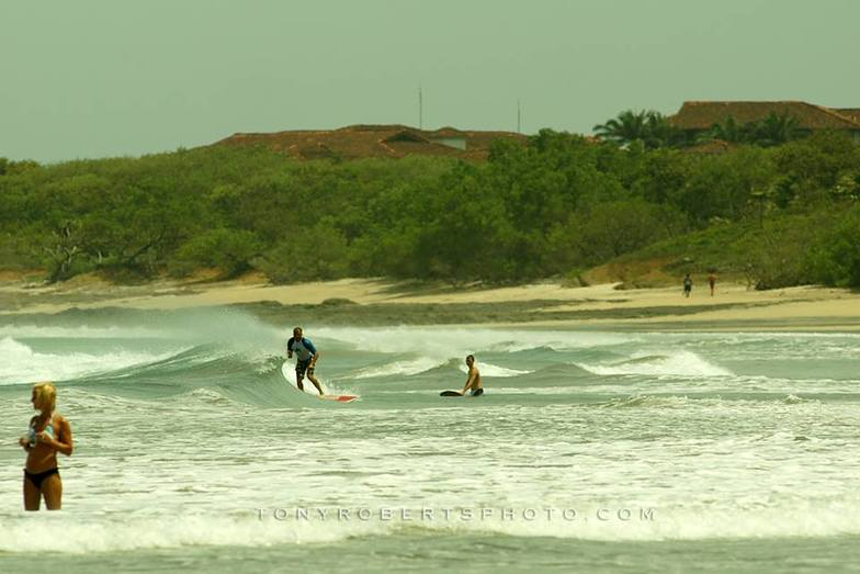 Surfing Costa Rica, Playa Negra