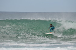 Jeffreys Bay Barrel, J-Bay photo