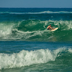 Surfing-Diciembre, Playa del Macao