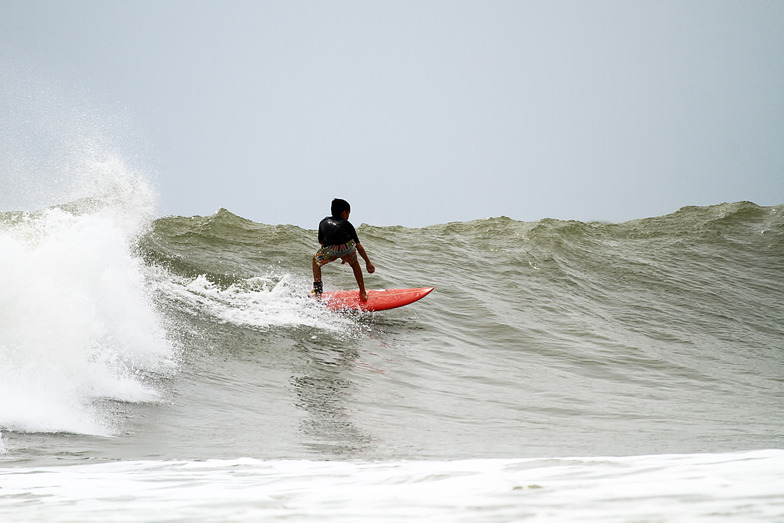 End of 2014 surf, Cherating