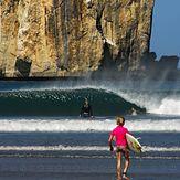 Summer Conditions, Playa Negra