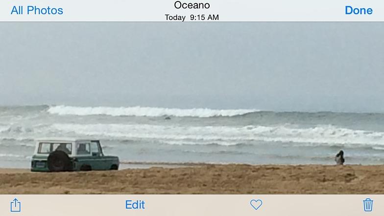 Ocean, Oceano
