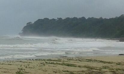 Kijal South beach break
