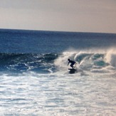 Nice morning session, Las Salinas