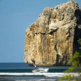 Cross Stepping, Playa Negra