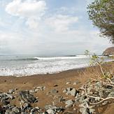 Empty Lineup, Playa Negra