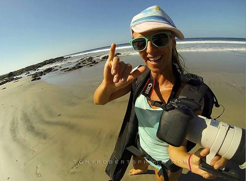 Smiles & Shakas, Playa Negra