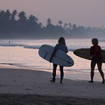 Early Morning 2, Weligama