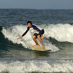 Exhilaration, Playa Negra
