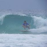 Backhand, Praia Brava