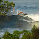 The Glide, Playa Negra