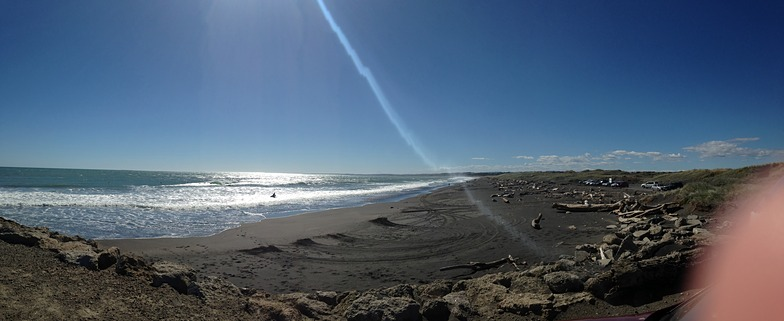 Summer 2015, Wanganui River Mouth
