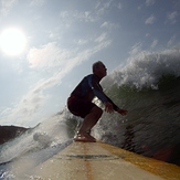 Longboard I - ValerioSJ, Cabo Ledo