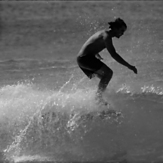Surfing New Zealand1950's, Pakiri beach