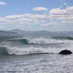 3-4ft mild offshore, Murdering Bay