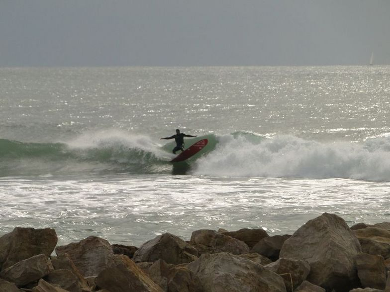 Surf Berbere, Peniche, Portugal, Molho Leste
