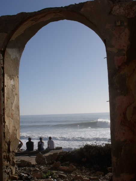 Surf Berbere Taghazout,Morocco, Anchor Point