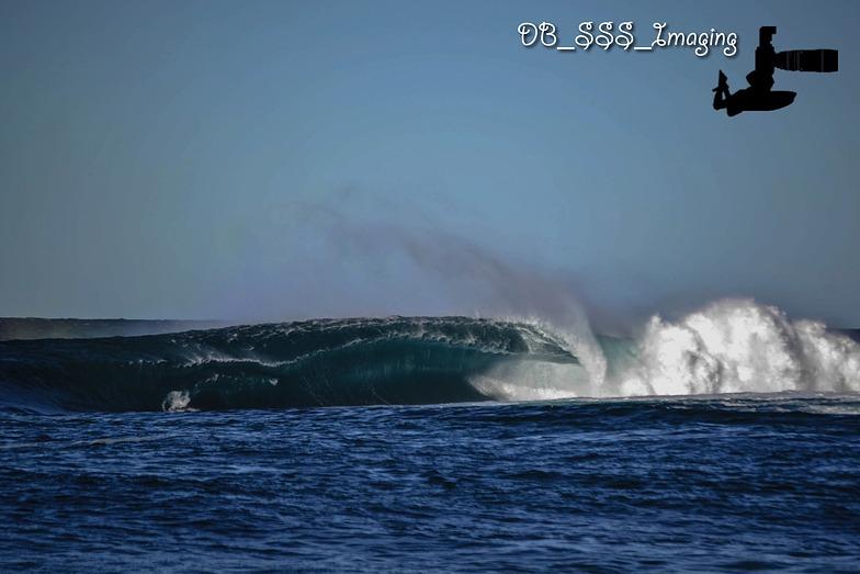 Smoking Tube, Shark Island (Cronulla)