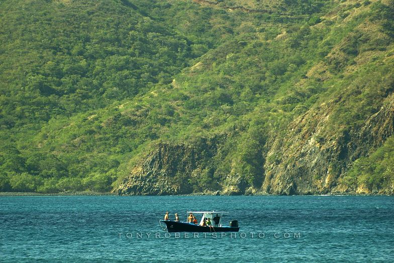 Magical Coastline, Playa Negra