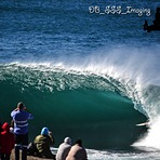 Shane Dorian on point, Cronulla