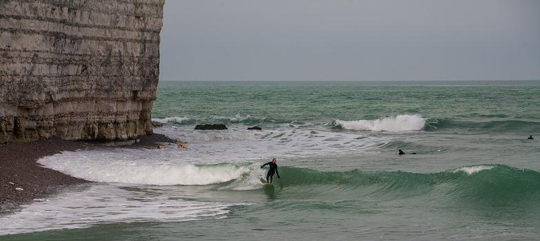 Yport Shorebreak