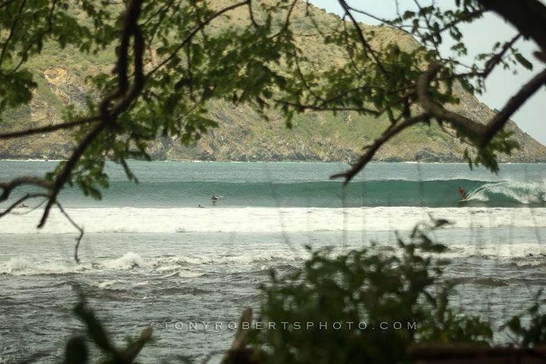 Stoked!, Playa Negra