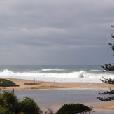 Big surf day, Wamberal Beach