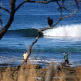 Reef Break, Playa Negra