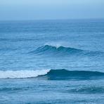 Two swells, Wharariki Beach