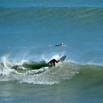 James Tanner at Blacks, Blacks Reef