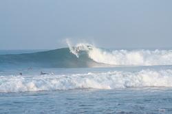Big one, North Jetty (Hikkaduwa) photo