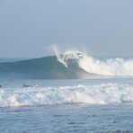 Big one, North Jetty (Hikkaduwa)