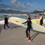 Longboarders, Muizenberg