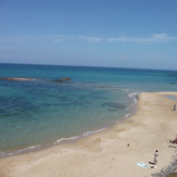 Best location in sardinia for surf, Lu Bagnu