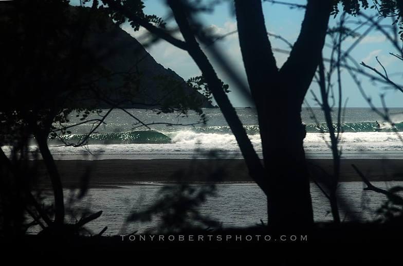 Surf Season Awaits, Playa Negra