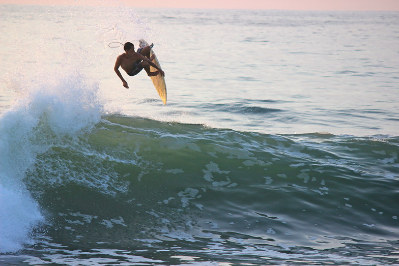 Catch some air!, San Pancho (San Francisco)