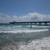 SUP Deerfield, Deerfield Beach Pier