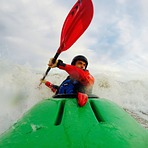 KAYAK SURFER, Benicassim