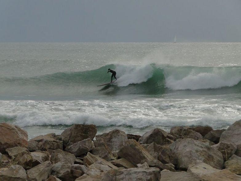 Surf Berbere, Peniche,Portugal, Molho Leste