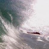 Trigg Barrels, Trigg Beach