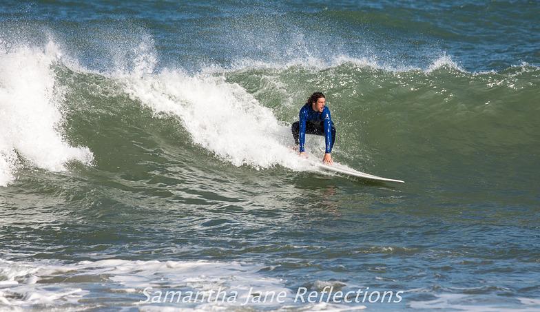 Gower surf photos, Broughton