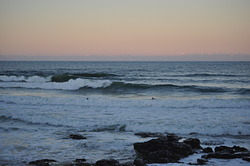 big swell, Yaroomba Beach photo