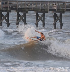 Connor ECK, Galveston-61st Street Pier photo