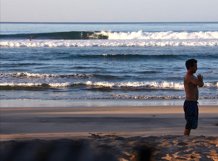 Meditate, Playa Negra