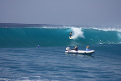 hoobu  - local surf guide maldives, Blue Bowls photo