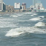 Ventnor, NJ Pier Surf, Ventnor Pier
