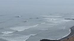 Punta Roquitas desde el malecón photo