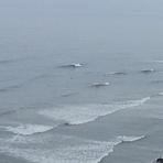 Punta Roquitas desde el malecón
