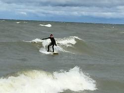 Peyton riipping, Erie photo