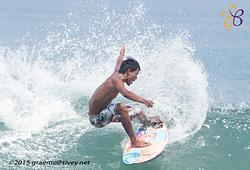 Fun day at Samudra Beach photo